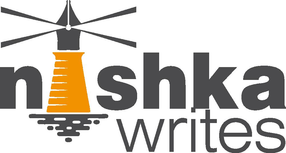 NishkaWrites Logo