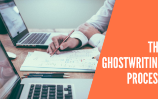 the ghostwriting process