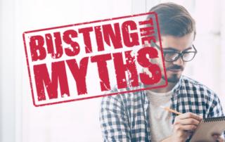 Busting Writing Myths